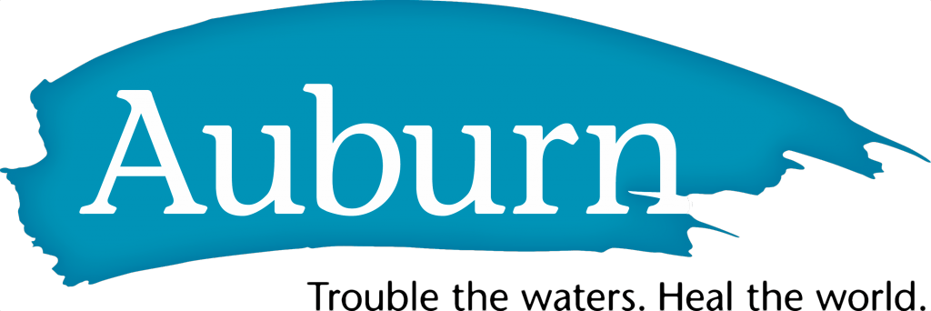 Auburn Logo Dark Tagline