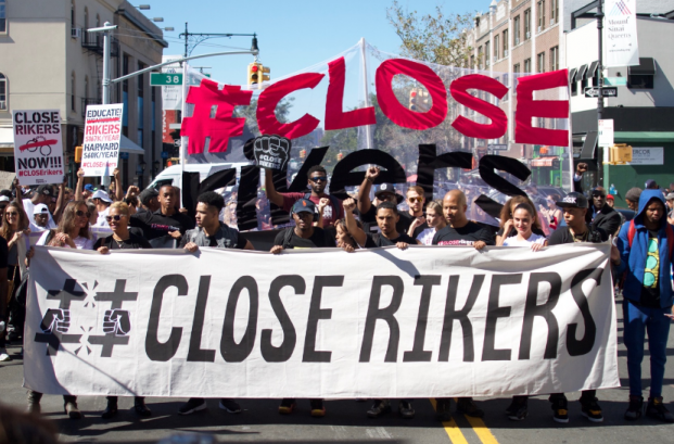 Thumbnail for Clergy Demand Mayor Bill de Blasio #CLOSErikers - Auburn Seminary